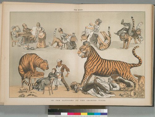 """In the Clutches of the Chinese Tiger"""