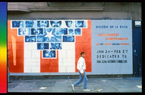 Calisphere: Behind Prison Walls: Art of Puerto Rican Artists