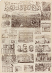 "Supplement to S.F. ""City Argus,"" Saturday, Nov. 28, 1887, containing sketches of Calistoga"