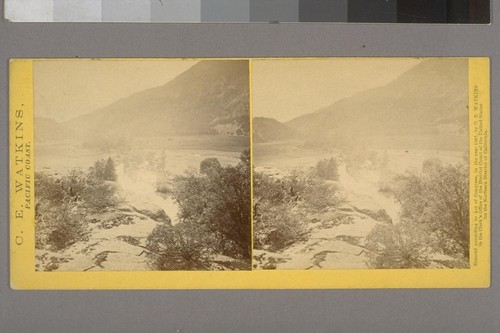[Possibly Hetch Hetchy Valley]