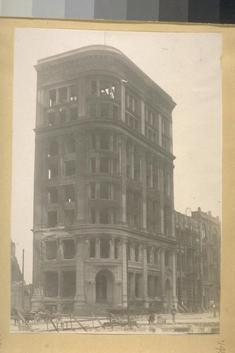 [Unidentified commercial building]