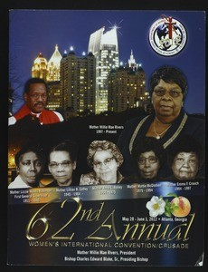 Annual Women's International Convention/Crusade, COGIC (62nd: 2012), v.1