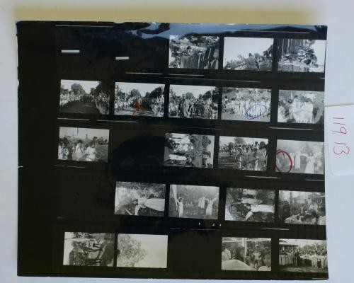 Overseas Weekly Contact Sheet 11913