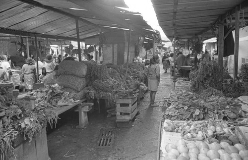 A day at a market, Tunjuelito, Colombia, 1977