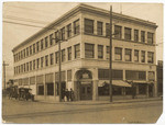 [L.H. Schrader furniture store and offices]