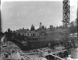 Construction of the Sebastopol US Post Office in 1934-35