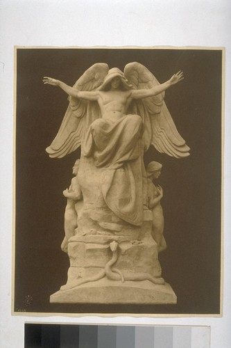 """The Genius of Creation"" (Daniel Chester French, sculptor). 6288"