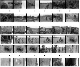 Overseas Weekly Contact Sheet 15555