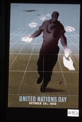 United Nations Day, October 24th, 1948