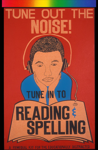 Tune out this noise! Tune into reading and spelling