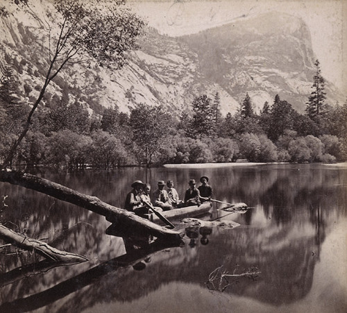 1658. Mirror Lake and Mount Watkins