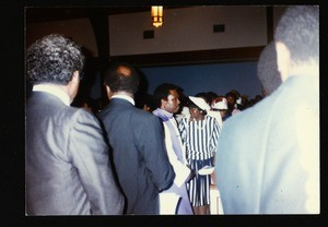 Inaugural reception & ceremony, Pentecostal Temple, Memphis, 1984