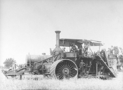Steam Harvester