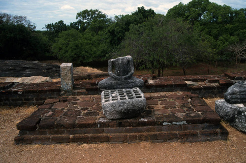Seated Buddha: Yantragla