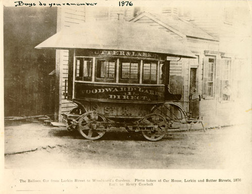"[""Balloon Car"" built by Henry Casebolt]"