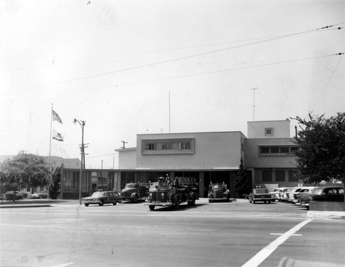 Inglewood Fire Department Station No. 1