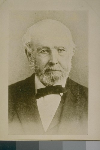 Peter H. Burnett, California's First Governor - Pacific Bank