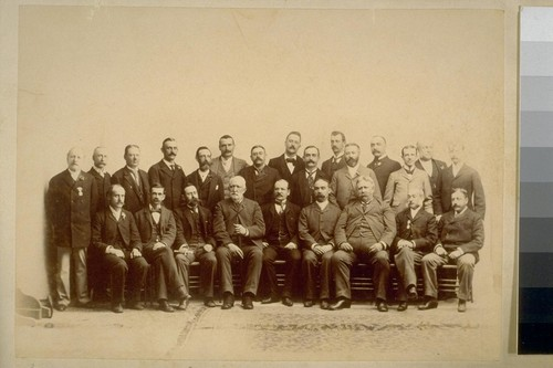 Group portrait, 24 men