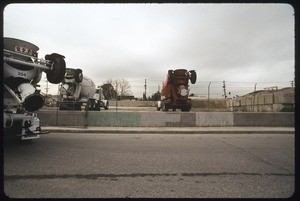 Industrial sites in Deering Avenue; Sherman Way, Canoga Park; Double Eagle truck driver; East 27th Street, Vernon, 2005