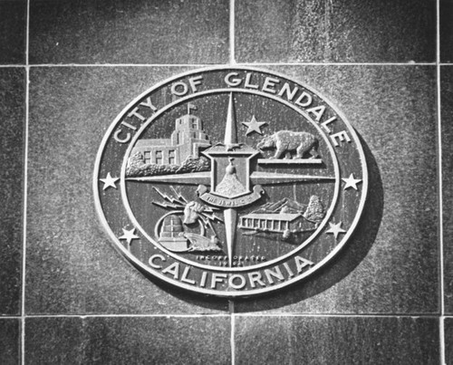 Glendale city seal