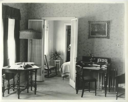 Calisphere Dormitory Furnishings Pomona College