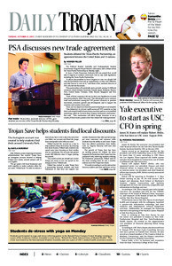 Daily Trojan, vol. 186, no. 45, Oct 27, 2015