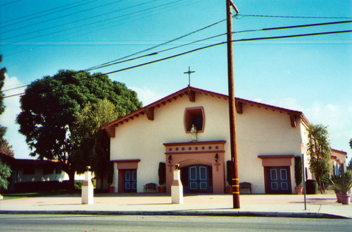 Image result for st marianne de paredes church