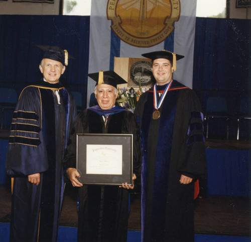 Commencement- School of Business and Management