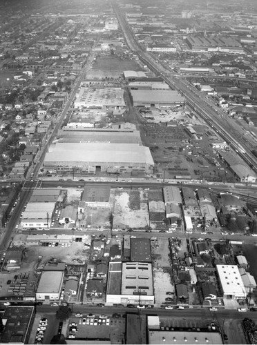 Soule Steel Co., Los Angeles, looking north