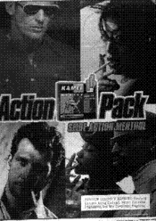 Kamel Action Pack