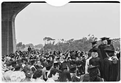 UCSD Commencement Exercises
