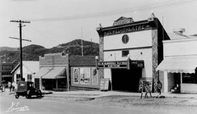 Jewel Theatre, 1925