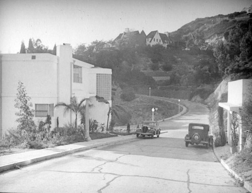 Homes in Los Feliz Hills