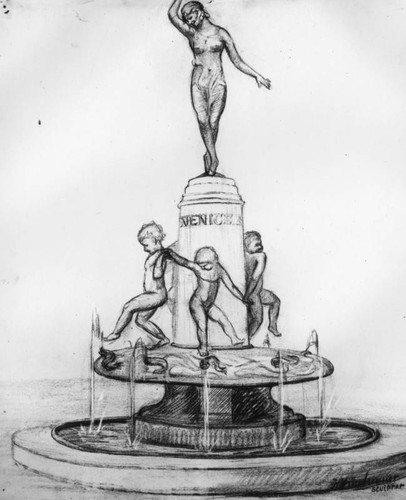 The Fountain of Education sketch