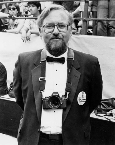 Tom Zimmerman, photographer