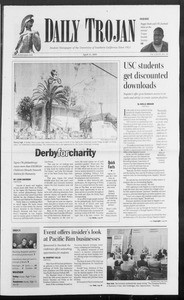 Daily Trojan, Vol. 154, No. 54, April 11, 2005