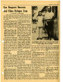 "Article about Gus Borgeest and his endeavors on ""Sunshine"" Island off of Hong Kong, World, June 19, 1962"