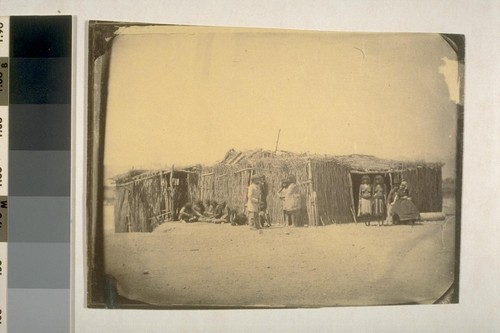 Carpenter shop, Fort Mojave