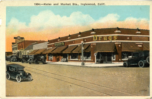 1304:--Kelso and Market Sts., Inglewood, Calif