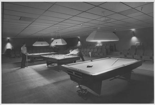Billiard Tables At Star Skate World, 2075 Occidental Road, Santa Rosa,  California,