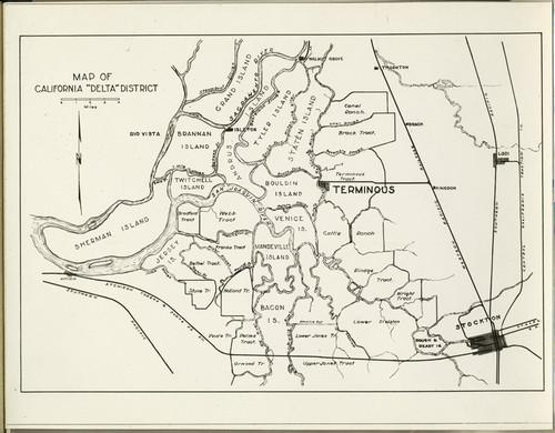 Calisphere: Map of California