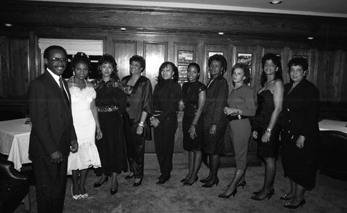 Association of Black Women Dentists, Los Angeles, 1989