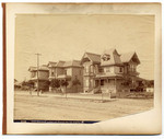 North West corner of Olive and Eleventh Sts., Los Angeles, Cal. 3532.