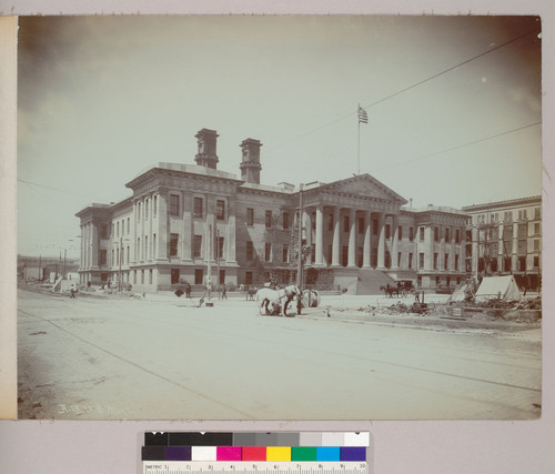 U.S. Mint. [Mission and Fifth Sts.] [No. A.18.]