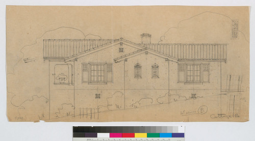 Cottage B [Elevation]