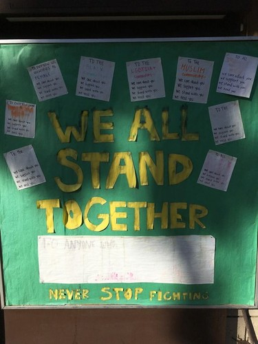 UCSD Stands Together