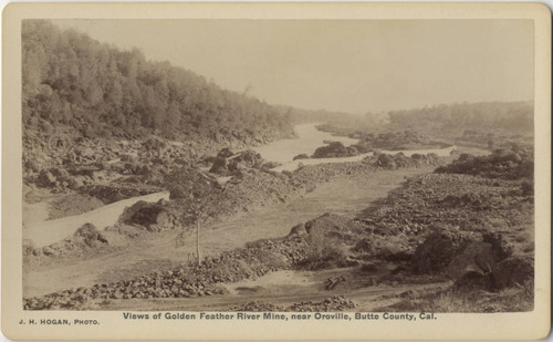 Golden Feather River Mine