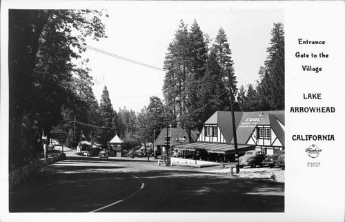 Main Entrance Picture Of Lake Arrowhead Resort And Spa