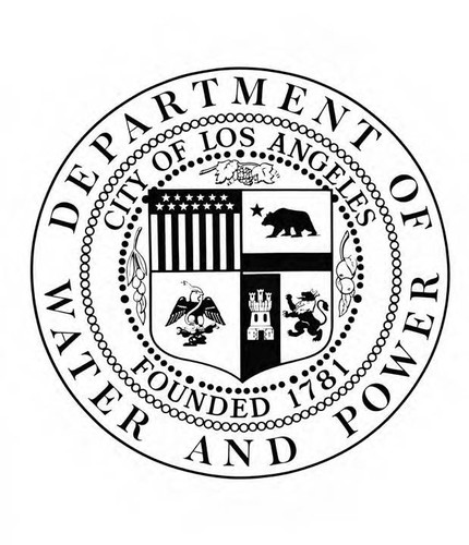 Department of Water and Power seal
