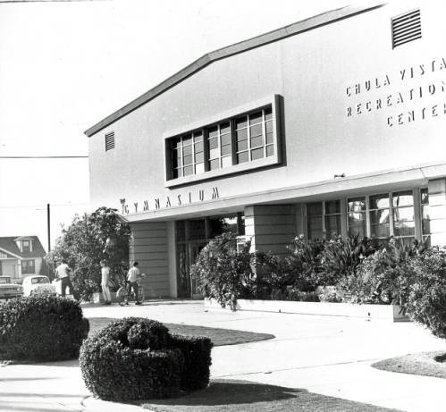 Chula Vista Recreation Center and Gymnasium